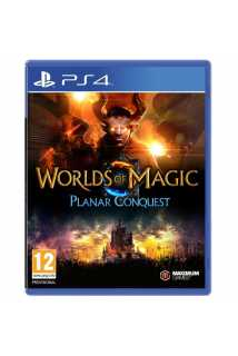 Worlds of Magic: Planar Conquest [PS4]