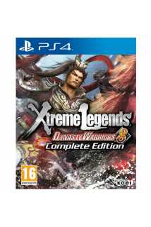 Dynasty Warriors 8: Xtreme Legends Complete Edition [PS4]