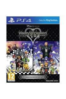 Kingdom Hearts HD 1.5 Remix + II.5 Remix [PS4]