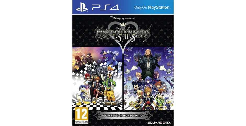 Kingdom Hearts HD 1.5 Remix + II.5 Remix