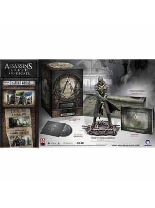 Assassin's Creed Синдикат Чаринг-Кросс  [PS4]
