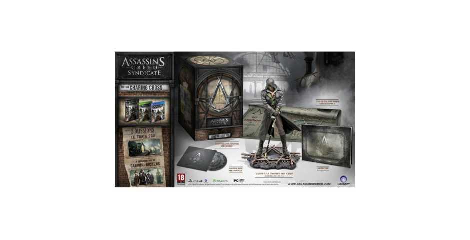 Assassin's Creed Синдикат Чаринг-Кросс