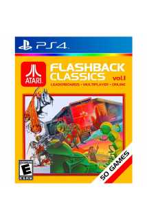 Atari Flashback Classics Vol. 1 [PS4]