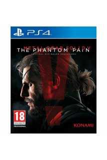 Metal Gear Solid V: The Phantom Pain [PS4]