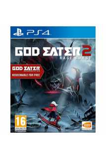God Eater 2: Rage Burst [PS4]