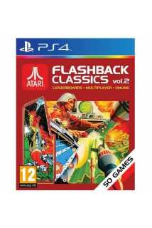 Atari Flashback Classics Vol. 2 [PS4]