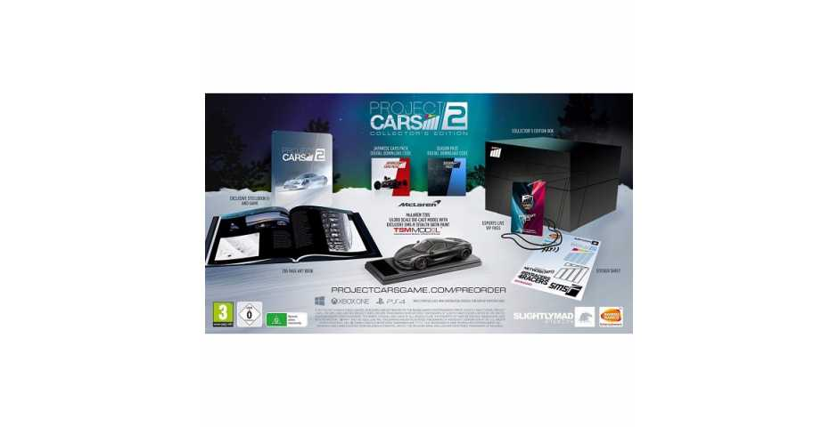 Project Cars 2 Collector's Edition [Xbox One]