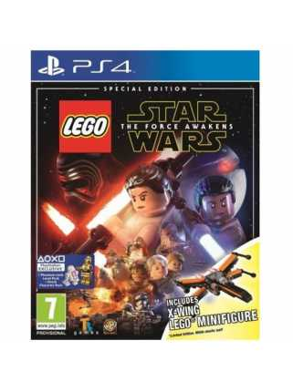 LEGO Star Wars The Force Awakens Special Edition [PS4]