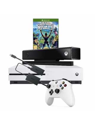 Xbox One S 1TB + Kinect 2.0 + Kinect Sports Rivals