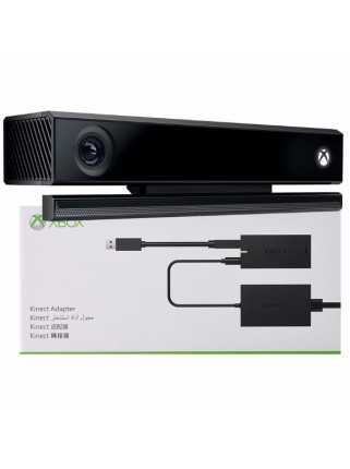 Kinect 2.0 + Kinect Adapter [Xbox One S/PC]