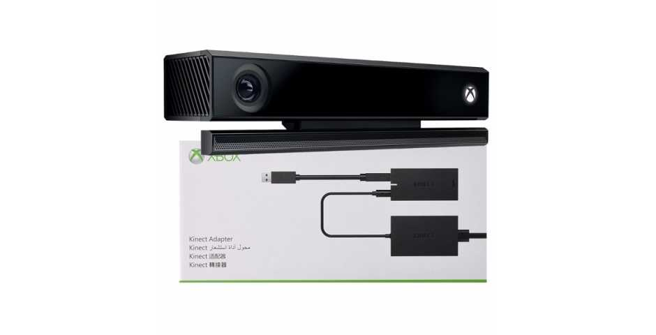Сенсор Kinect 2.0 + Kinect Adapter [Xbox One]