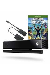 Kinect 2.0 + Kinect Adapter + Kinect Sports Rivals [Xbox One S/PC]