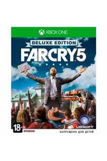 Far Cry 5 Deluxe Edition [Xbox One]