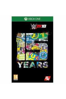 WWE 2K18 Cena Nuff Edition [Xbox One]