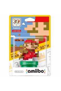 Amiibo Mario Classic Colours