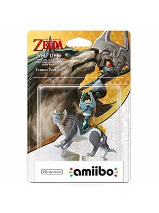 Фигурка amiibo - Link-Wolf (Линк-Волк) (Коллекция Zelda Twilight Princess)