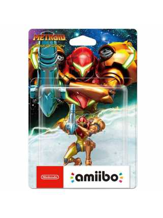 Фигурка amiibo - Самус (Samus коллекция Metroid)