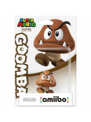 Фигурка amiibo - Гумба (Goomba коллекция Super Mario)