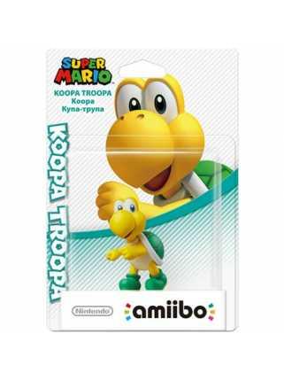 Фигурка amiibo - Купа Трупа (Koopa Troopa коллекция Super Mario)