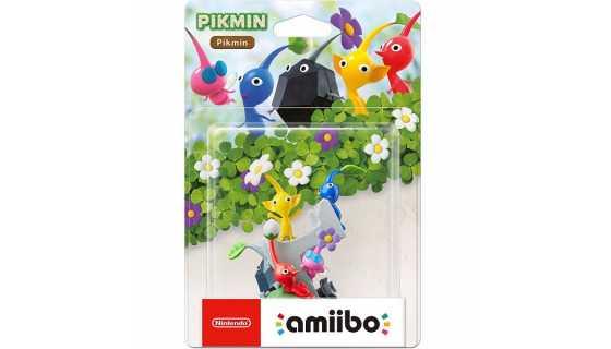 Фигурка Amiibo Пикмины