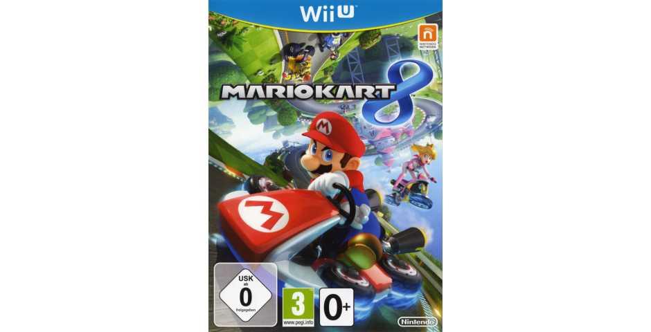 Nintendo Wii U - Mario Kart 8 (USED) [WiiU]