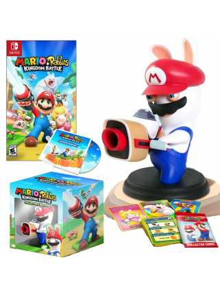 Mario + Rabbids Kingdom Battle Collector's Edition [Switch]