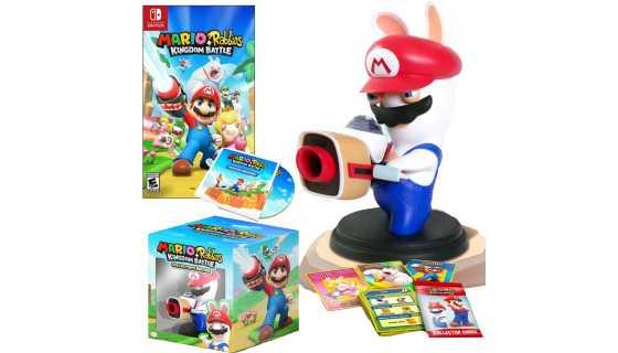 Mario + Rabbids Kingdom Battle Collector's Edition
