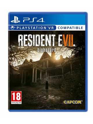 Resident Evil 7: Biohazard [PS4, русская версия]