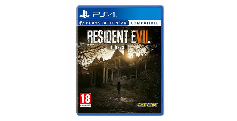 Resident Evil 7: Biohazard [PS4]