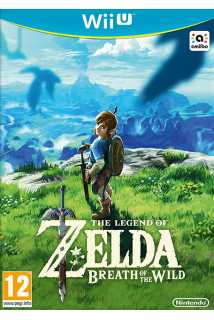 The Legend of Zelda: Breath of the Wild [WiiU]
