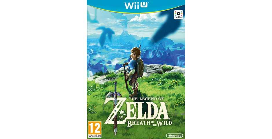 The Legend of Zelda: Breath of the Wild [WiiU]