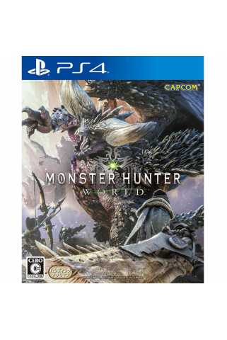 Monster Hunter: World [PS4] Trade-in | Б/У