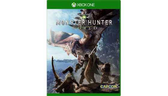 Microsoft Xbox - Monster Hunter: World [Xbox One]