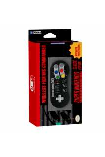 Wireless Fighting Commander for SNES Classic