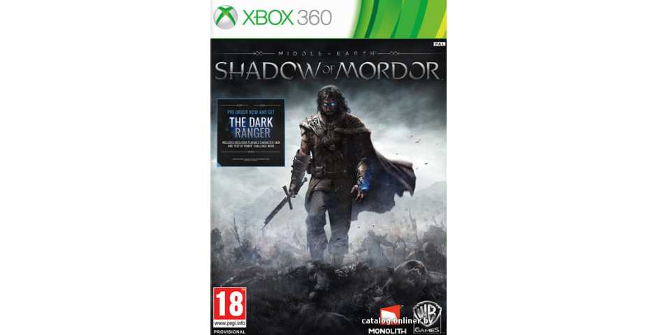 Middle-earth: Shadow of Mordor [XBOX 360]
