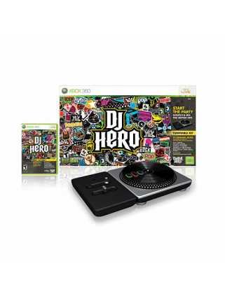DJ Hero [XBOX 360]