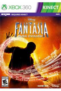 Fantasia: Music Evolved [XBOX 360]