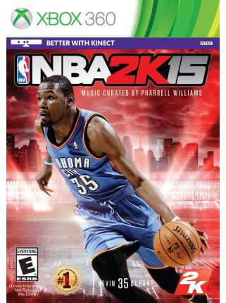 NBA 2K15 [XBOX 360]