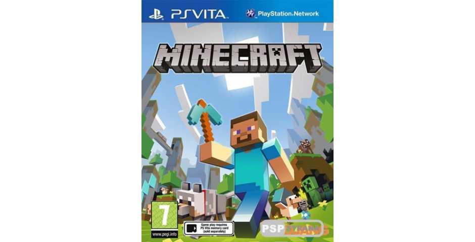 Minecraft [PSVita]