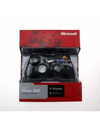 Microsoft Xbox 360 Controller for Windows (черный)