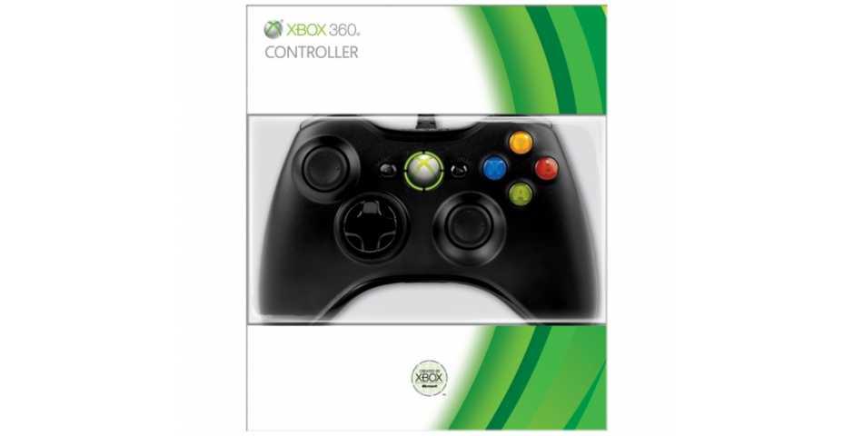 Microsoft Xbox 360 Controller for Windows (Проводной)