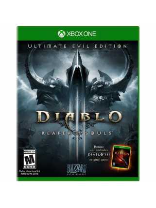 Diablo 3 : Ultimate Evil Edition  [Xbox One]