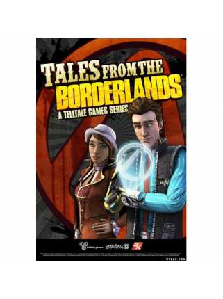Tales from the Borderlands: Episode One - Zero Sum [Xbox 360]