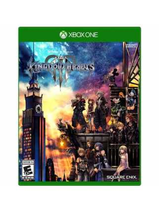 Kingdom Hearts 3 [Xbox One]