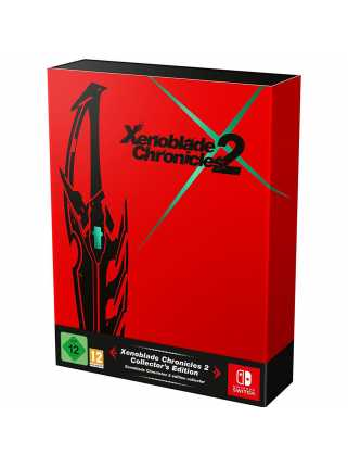 Xenoblade Chronicles 2: Collector's Edition (Без игры)