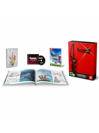 Xenoblade Chronicles 2 Collectors Edition [Switch]
