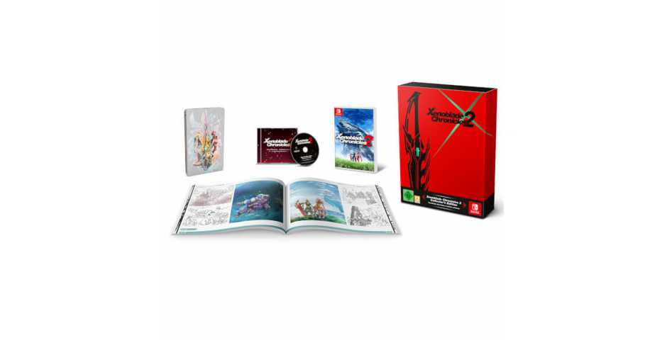 Xenoblade Chronicles 2 Collectors Edition [Nintendo Switch]