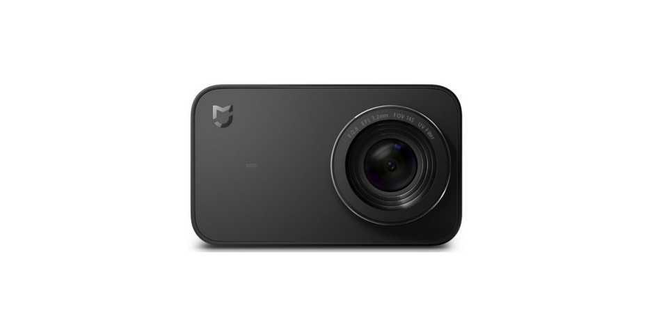 Экшен-камера Xiaomi Mi Action Camera 4K