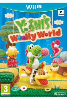 Yoshis Woolly World [WiiU]
