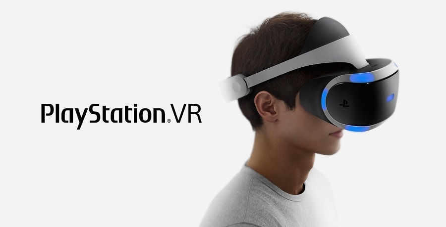 Шлемы для PlayStation VR.